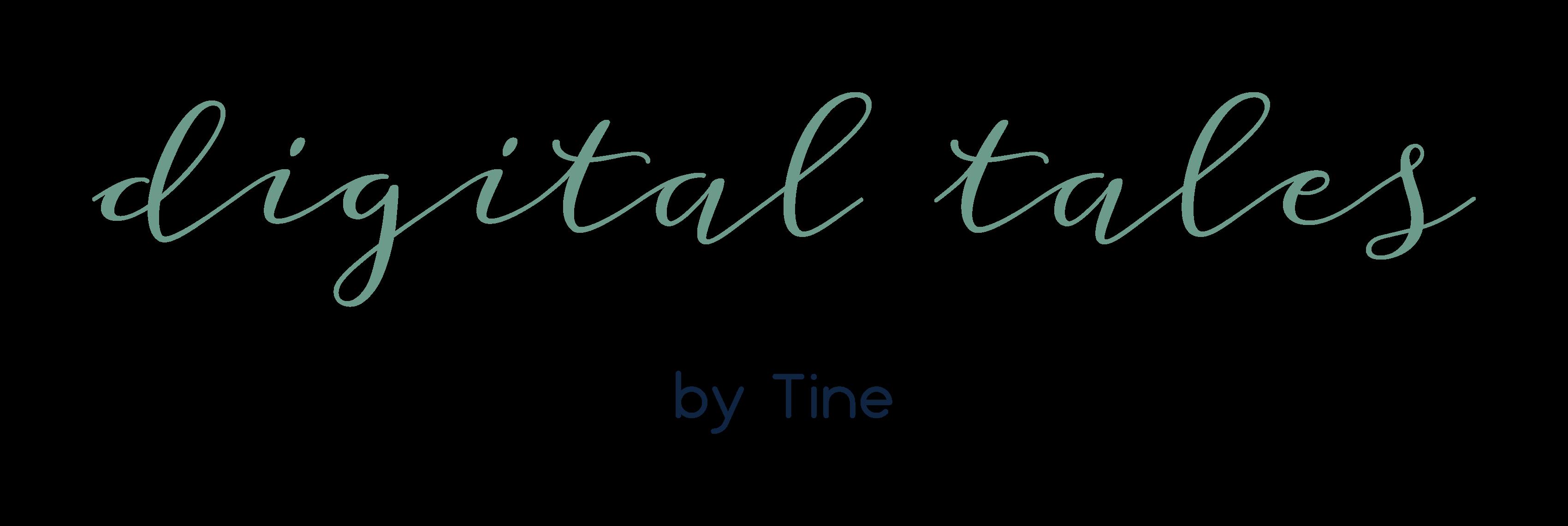 Digital tales DEMO webshop